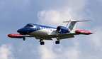 LearJet 35 LX-LAR
