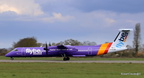 Dash-8 Flybe le 05.04.2016