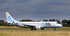 Embraer 190 Flybe le 21.07.2016