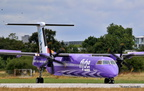 Dash 8 Flybe le 08.08.2016