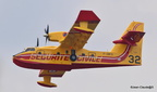Canadair CL-415 Scooper 23.05.2019